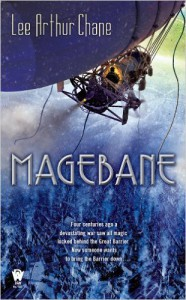 Magebane - Lee Arthur Chane