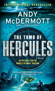 The Tomb of Hercules: A Novel (Nina Wilde and Eddie Chase) - Andy Mcdermott