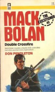 Double Crossfire - Don Pendleton, Steven M. Krauzer