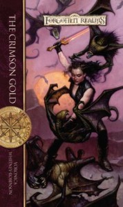 The Crimson Gold - Voronica Whitney-Robinson
