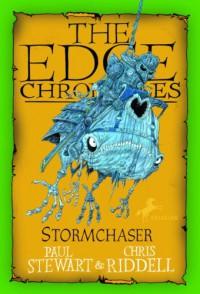 Stormchaser - Paul Stewart, Chris Riddell