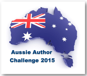 Aussie Author Challenge 2015