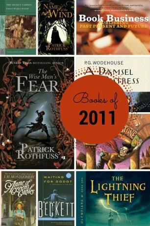 Books of 2011
