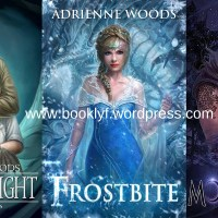 Book Review: The Dragonian Series by Adrienne Woods