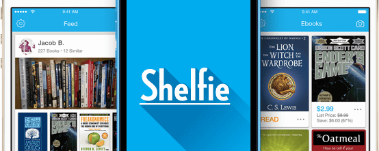 Startup Snapshot: Shelfie (A.K.A. Shazam for bookworms…)