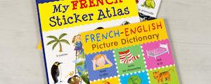 Children's language learning award