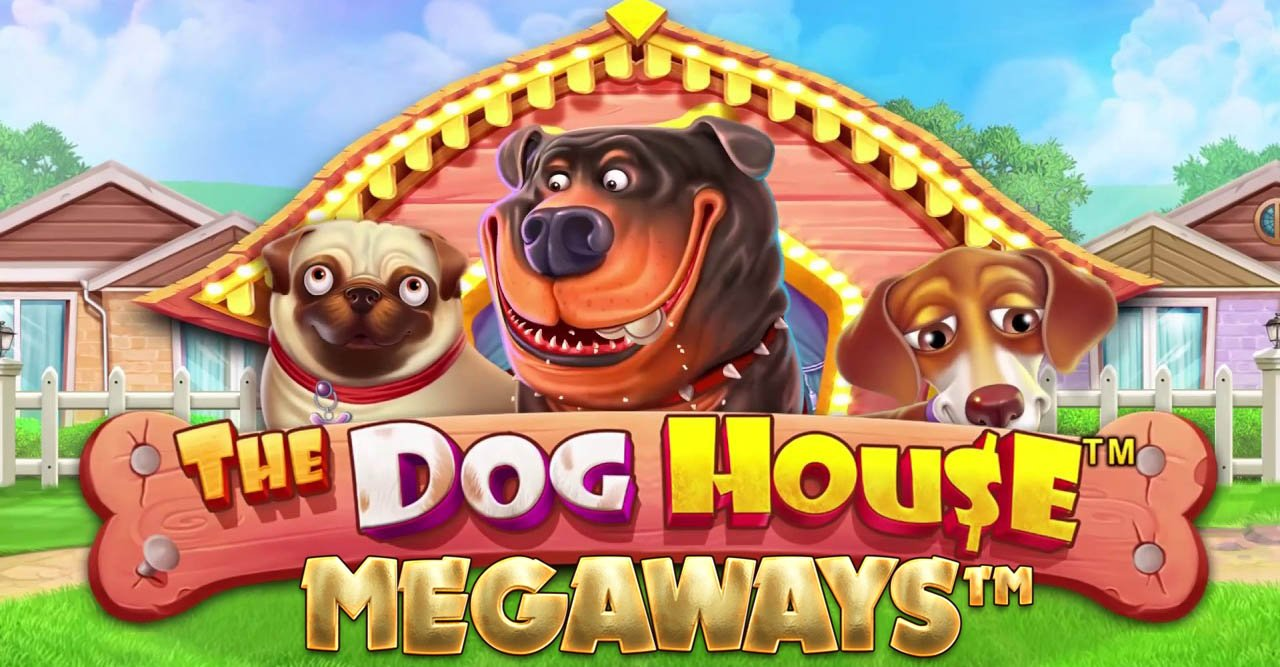 Pragmatic Play презентовал слот The Dog House Megaways