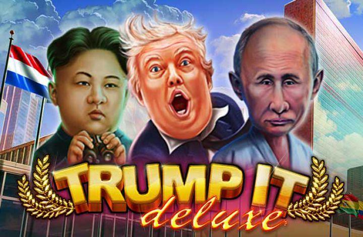 Видео-слот Trump It Deluxe Epicways - новейшая игра от Fugaso,