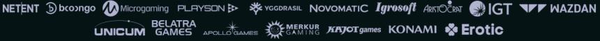 Провайдеры в Marvel Casino
