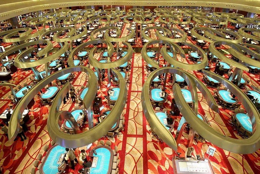 Казино Сингапура не досчиталось более 300 млн. долларов