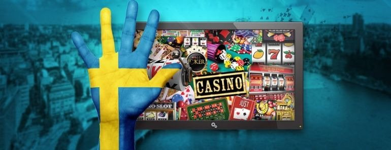 Игорный регулятор Швеции оштрафовал казино на €17,5 млн.