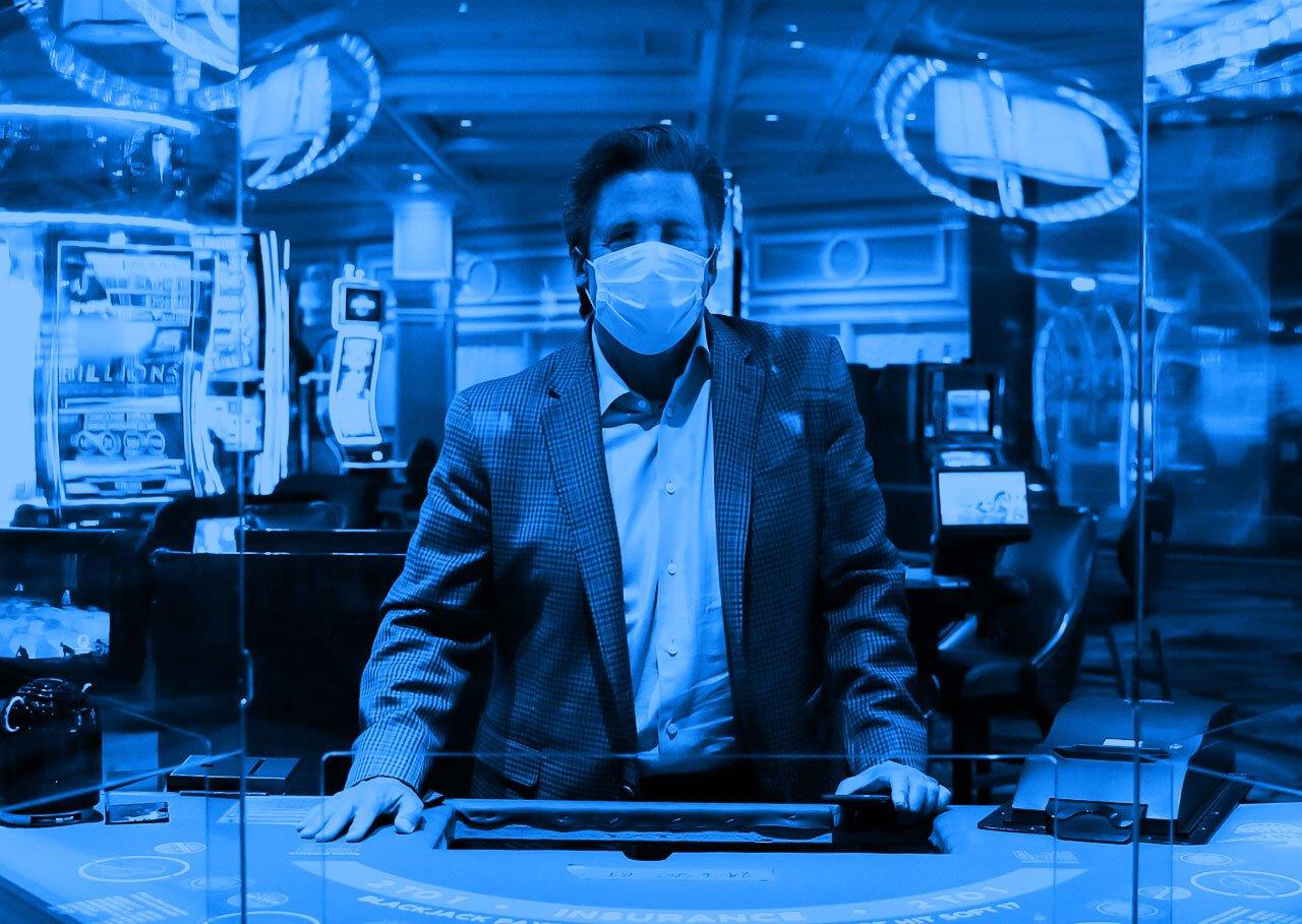 Казино Лас-Вегаса подает первые признаки жизни после коронавируса