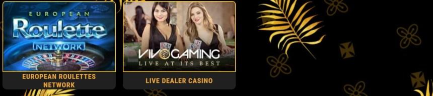 Живые игры в казино Jumbo Casino