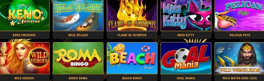 Новые игры в казино Jumbo Casino
