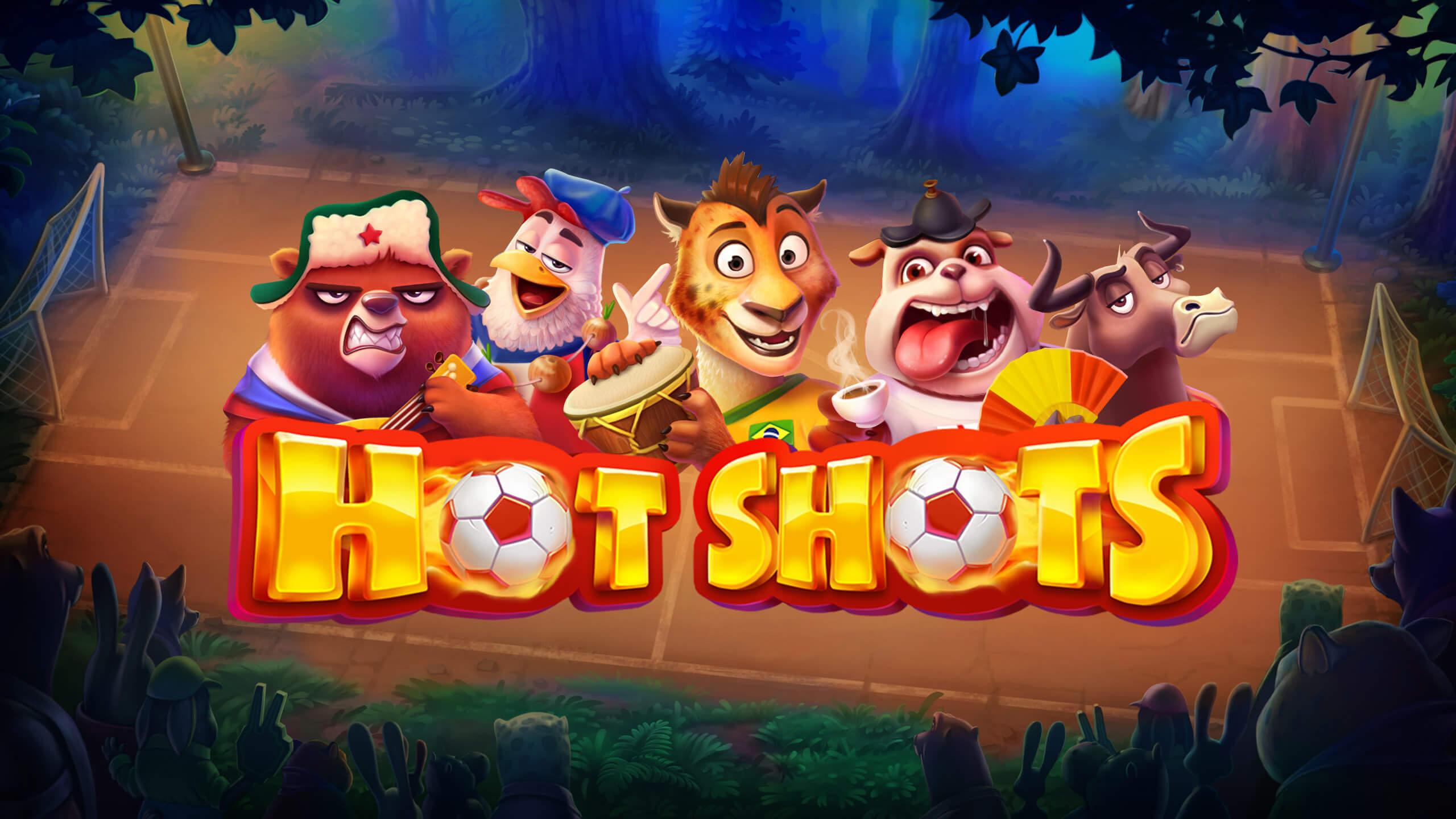 Hot Shots – iSoftBet