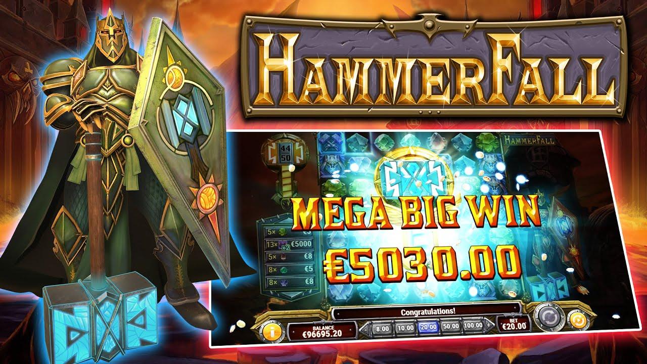 Hammerfall – Play'n GO
