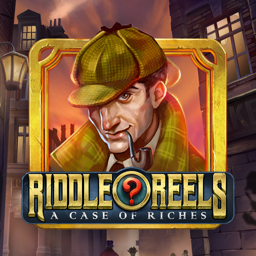 Play'n Go презентовал слот Riddle Reels: A Case of Riches
