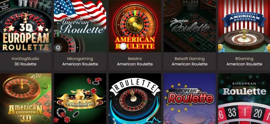 Рулетка в National Casino