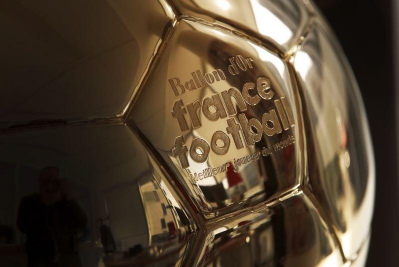 Золотой мяч France Football