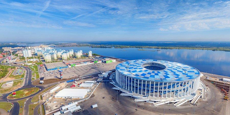"""Стадион """"Нижний Новгород"""""""