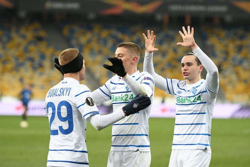 Главным судьей матча «Барселона» – «Динамо» Киев будет Клеман Тюрпен