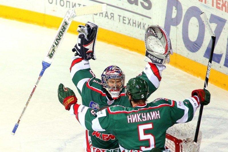 «Ак Барс» добился первой победы в серии с «Авангардом»