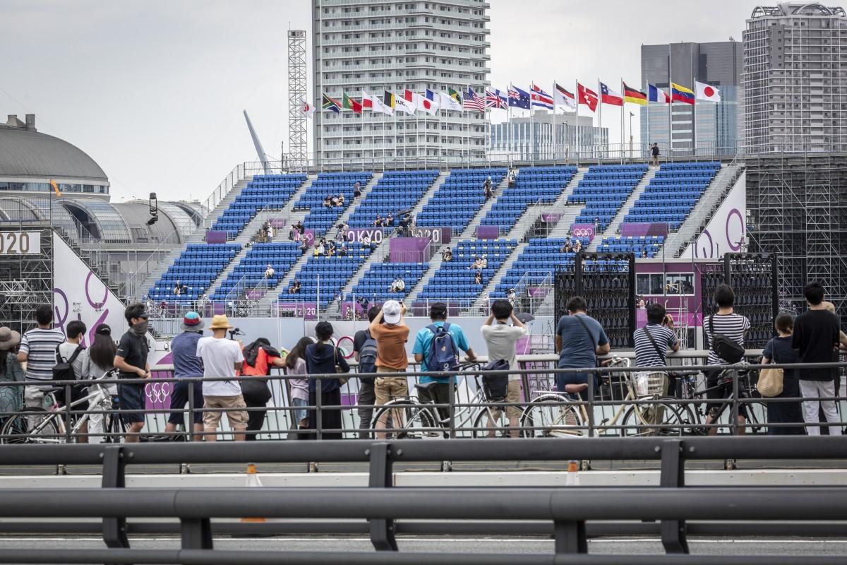 """""""Обед на Олимпиаде обойдется в 1200 рублей"""". Как проходят Игры в Токио?"""