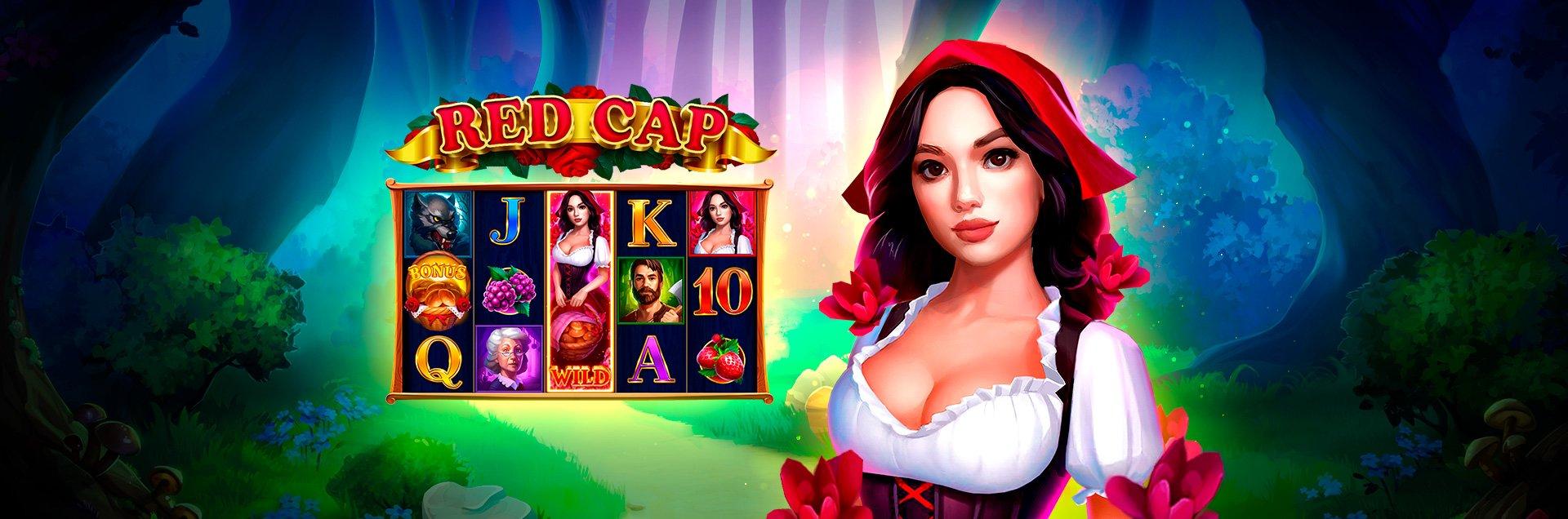 Endorphina презентовала слот Red Cap