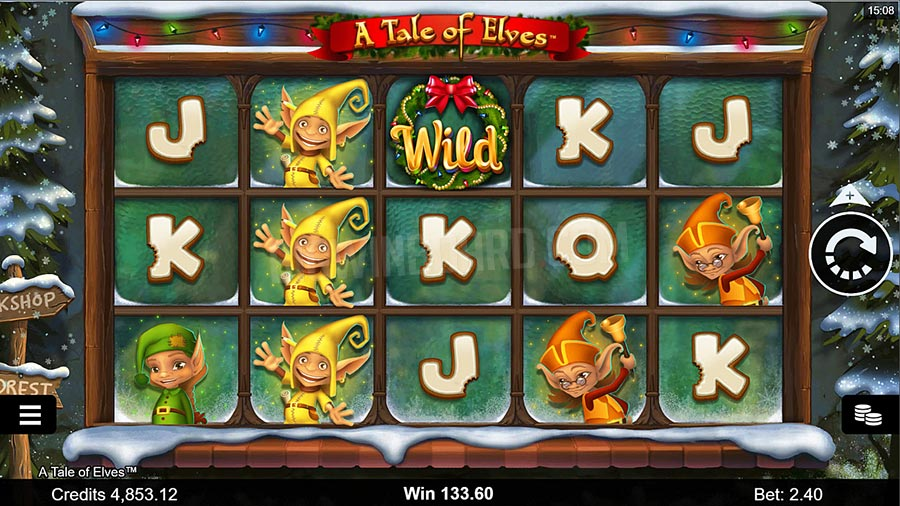 A Tale of Elves – Microgaming