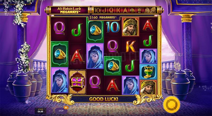 Ali Baba's Luck Megaways – Max Win Gaming