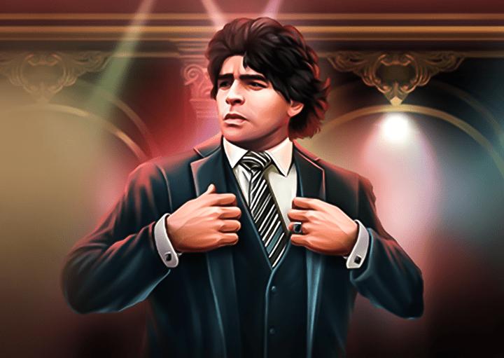 Diego El Pibe De Oro – новый слот от GameArt