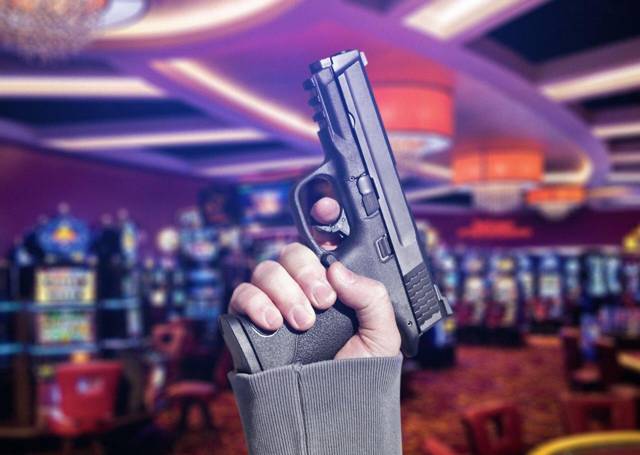 Стрельба в казино Арканзаса чудом не обернулась трагедией