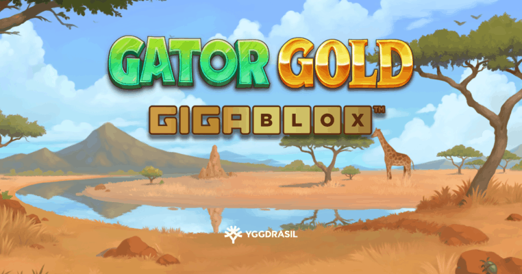 Gator Gold – новый релиз Yggdrasil