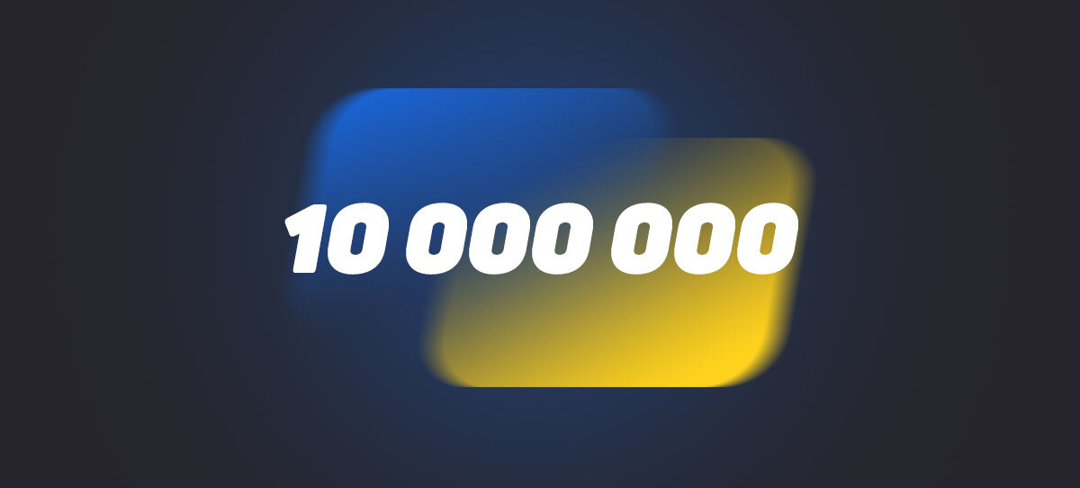 PokerMatch запускает серию турниром с призовым фондом 10 млн. гривен