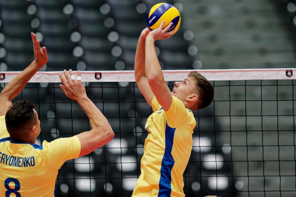 Мужская сборная Украины по волейболу