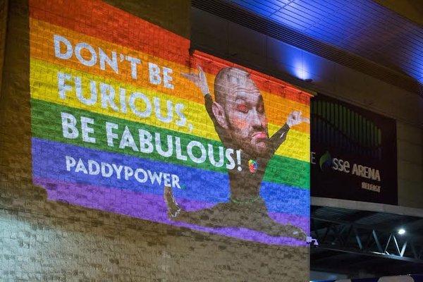 Британський боксер став черговою жертвою Paddy Power