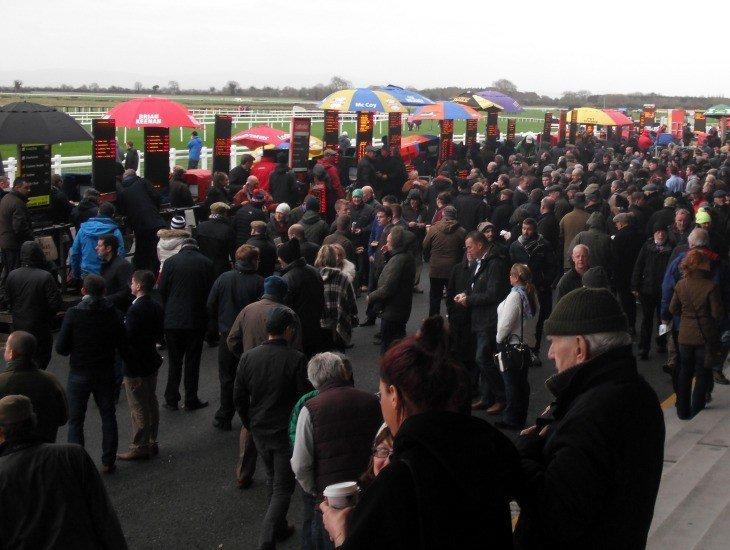 На ірландський іподром «Фейріхаус» я приїхала з простим планом - ставити на Рубі Уолша. На треку проходив Зимовий фестиваль ...