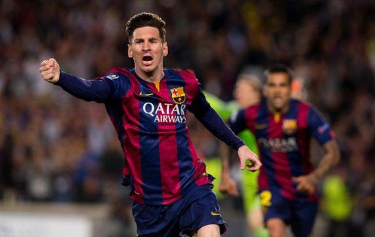 Мессі - фаворит у боротьбі за «Золотий м'яч ФІФА» в 2015-му році