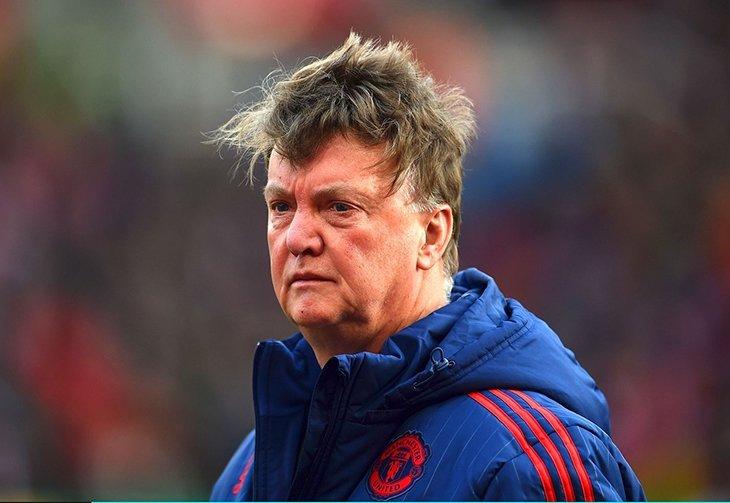 Аналітики більше не очікують, що Луї ван Гал покине «Олд Траффорд» до кінця сезону