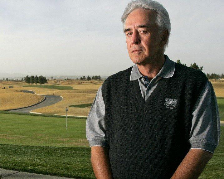 Біллі Волтерс, любитель грошей і гольфу