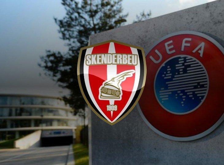 «Скендербеу» залишився без єврокубків, але має наміри оскаржити це рішення в Лозанні