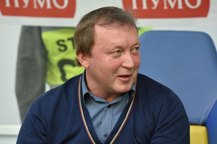 Разом із підопічними Володимир Шаран пише історію «Олександрії»