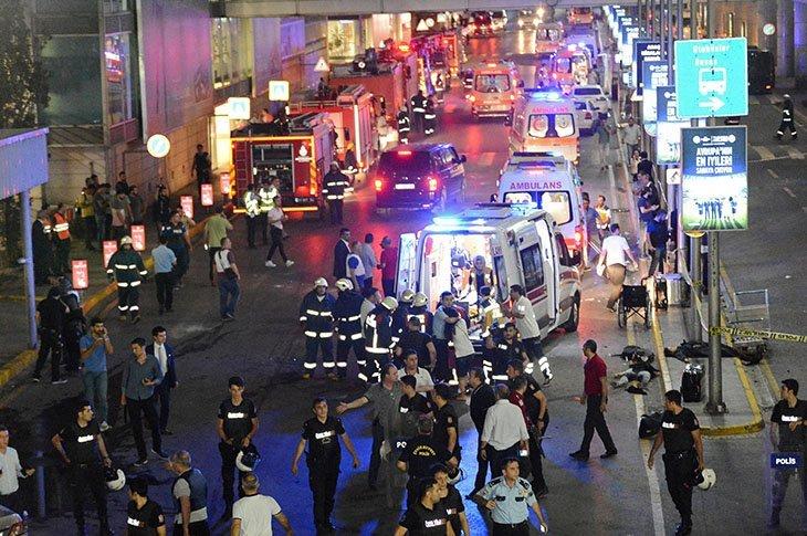 Теракт у Туреччині впродовж серпня місяця букмекер «Гол+Пас» оцінив коефіцієнтом 5.00
