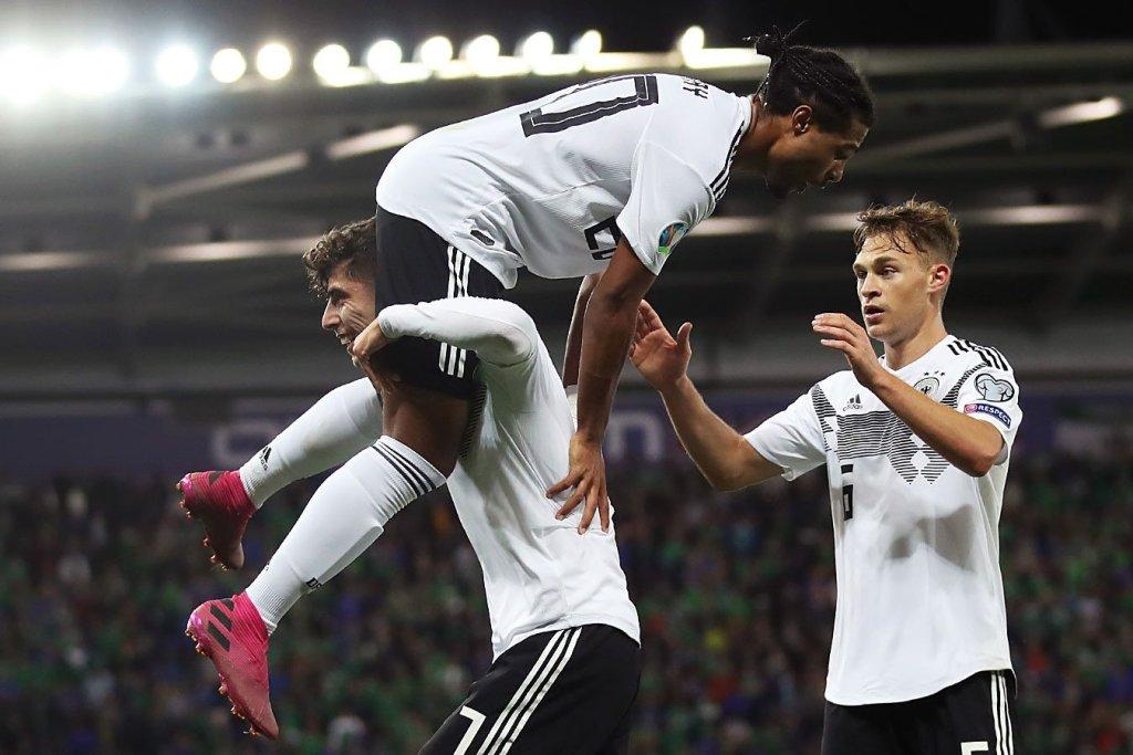Німеччина - Аргентина: ставки, прогнози і коефіцієнти букмекерів на матч 9 жовтня 2019 року