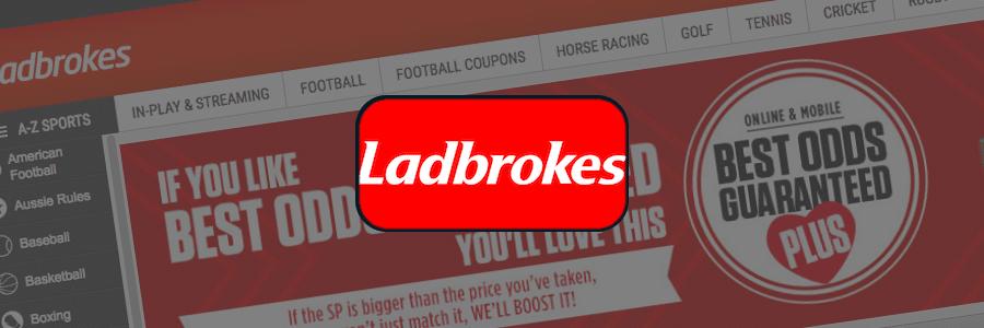 Лого Ladbrokes