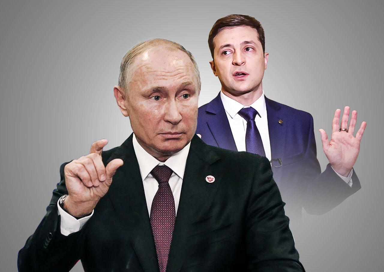 Букмекери назвали імовірність зустрічі Зеленського з Путіним