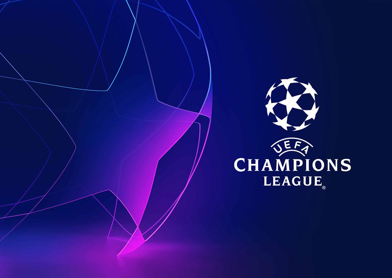 Логотип Ліга чемпіонів