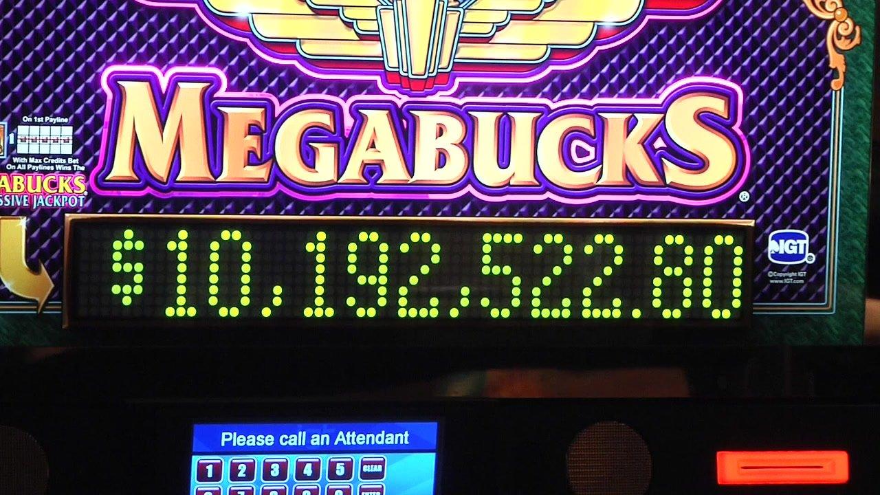 Слот Megabucks от IGT принес американке почти 4 млн. долларов