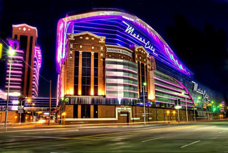 Из-за закрытия казино Детройт не досчитался почти 100 млн. долларов