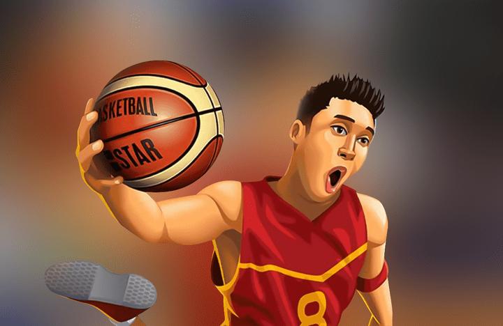 Microgaming представил слот Basketball Star on Fire